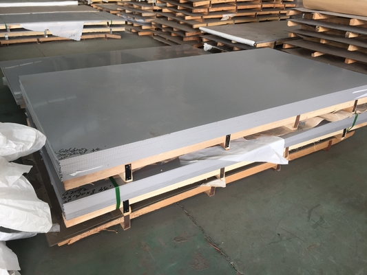 EN 1.4028 , DIN X30Cr13 Martensitic Stainless Steel Sheet And Plate Annealed